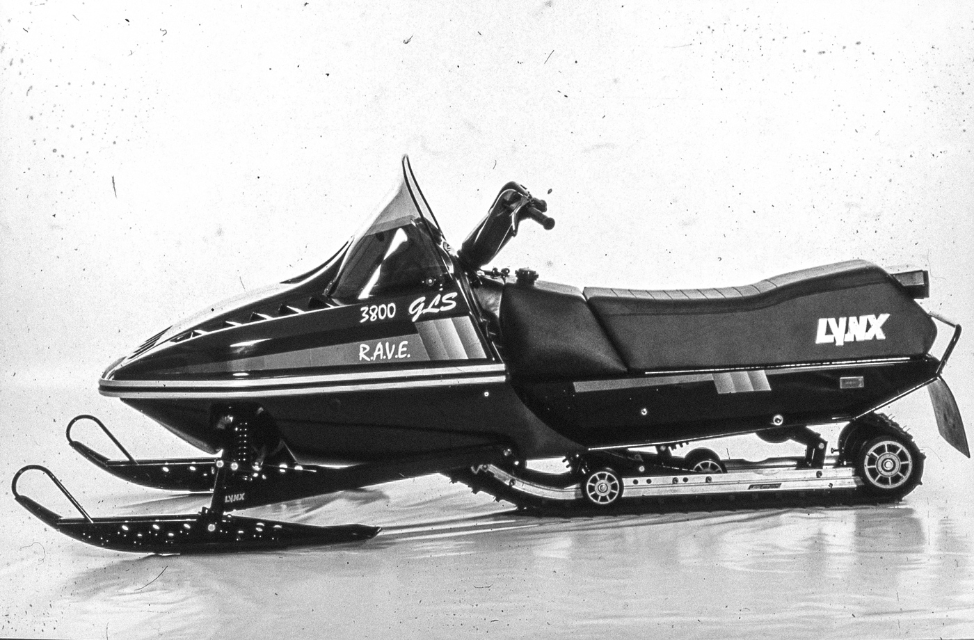 5 Decades / 5 Stories - 50 Years of Lynx Snowmobiles