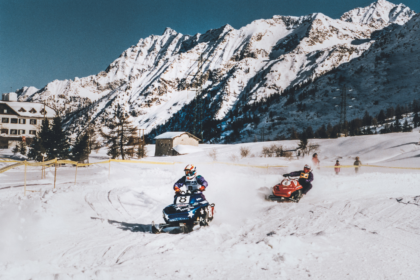 There are of course the growing number of victories on race tracks and the  amount of snowmobiles manufactured. But when talking about growth, Lynx has  ...